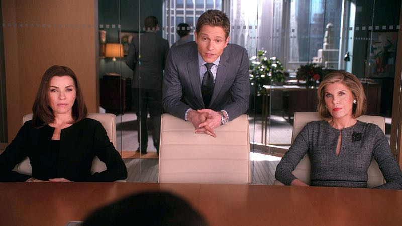 THE GOOD WIFE Recap Season 6 Episode 14 Mind's Eye
