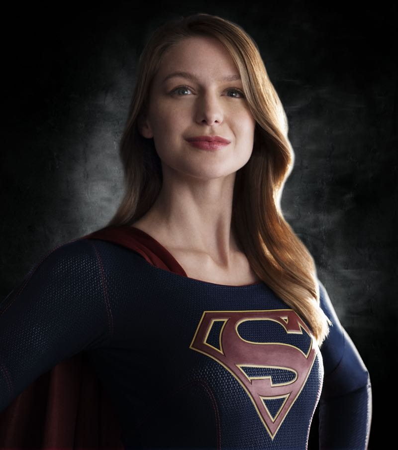 SUPERGIRL Melissa Benoist First-Look Image