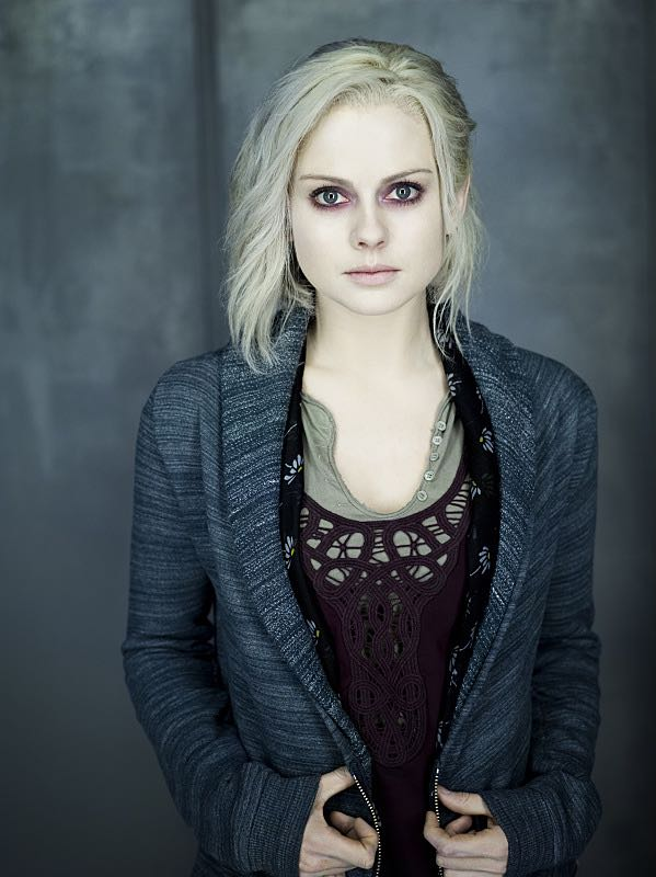 "Rose McIver as Olivia ""Liv"" Moore iZombie"