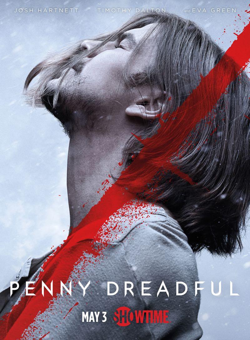 Penny Dreadful Season 2 Poster Josh Hartnett