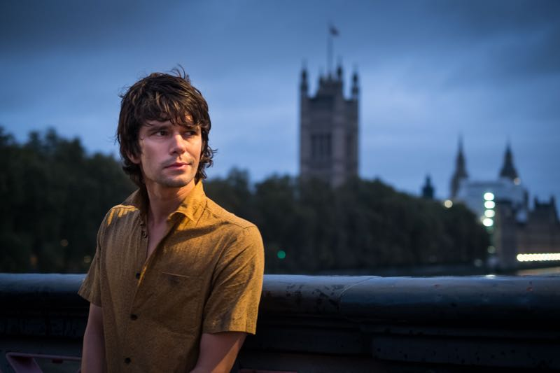 Ben Whishaw London Spy