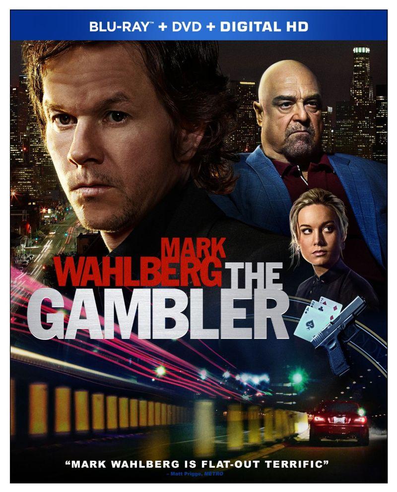 The Gambler Bluray DVD