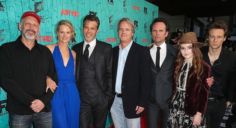Justified Cast Finale Premiere