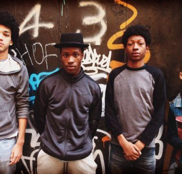 The Get Down Cast Netflix