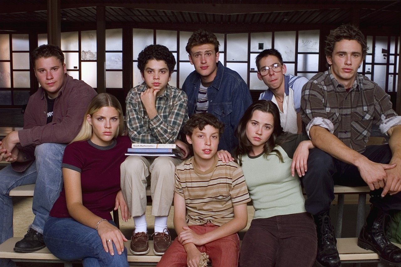 Freaks And Geeks Cast