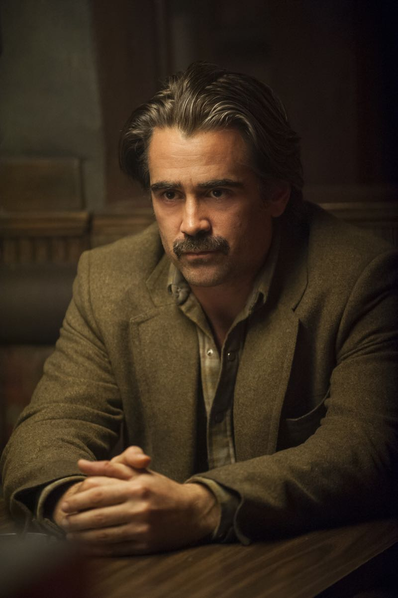 Colin Farrell as Ray Velcoro True Detective Season 2 HBO