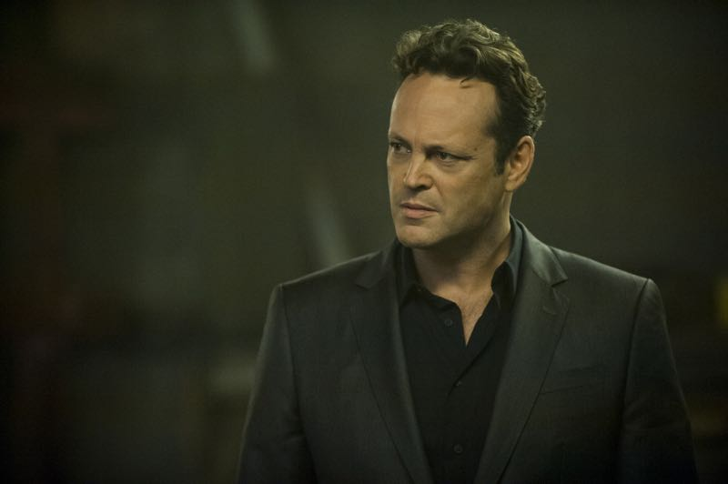 Vince Vaughn as Frank Semyon True Detective Season 2 HBO