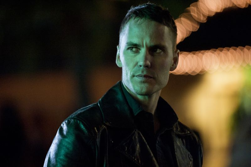 Taylor Kitsch as Paul Woodrugh True Detective Season 2