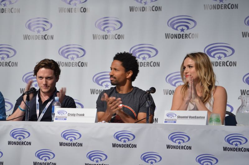 The Messengers | WonderCon 2015 | Photo : Genevieve Collins