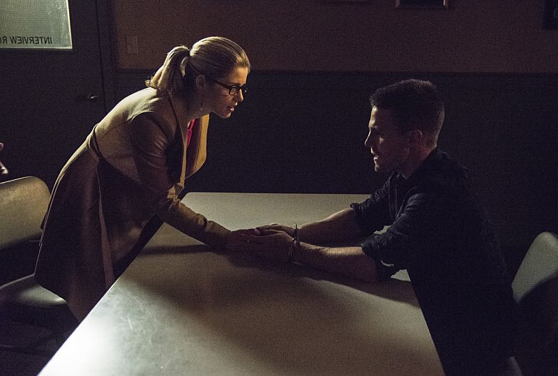 Arrow Recap 3x18