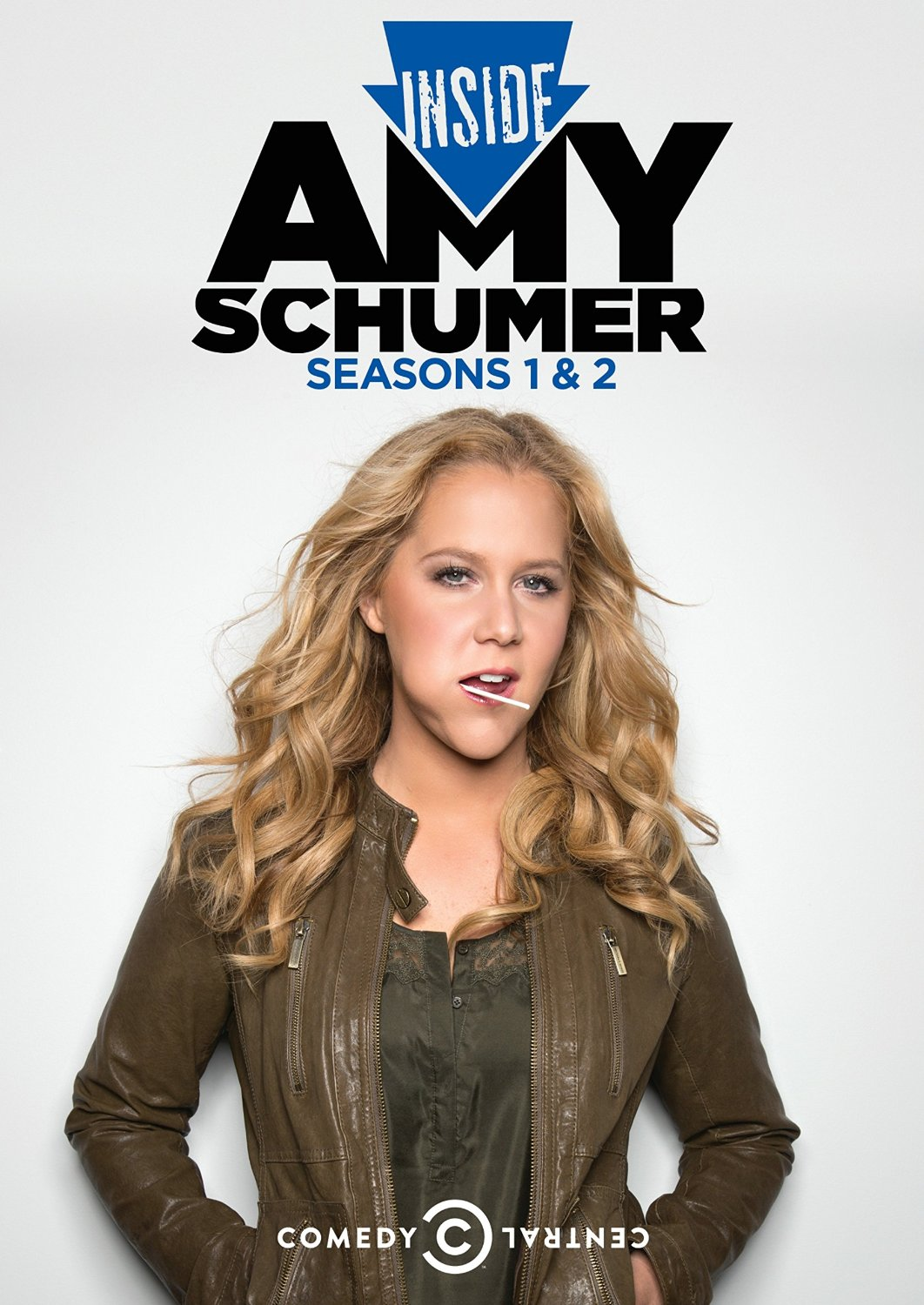 Inside Amy Schumer DVD