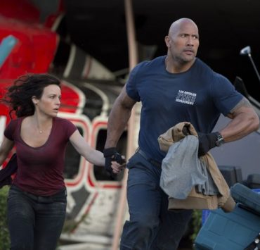 San Andreas Movie The Rock