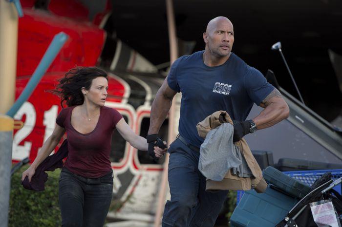 San Andreas Movie The Rock