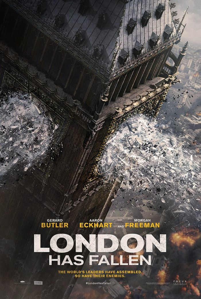 LONDON HAS FALLEN Movie Poster 3