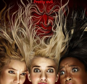 Scream Queens Season 1 Poster