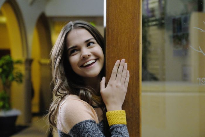 """THE FOSTERS - """"Wreckage"""" - In the season premiere, summer has brought many changes for the Adams Foster family. (ABC Family/Tony Rivetti) MAIA MITCHELL"""