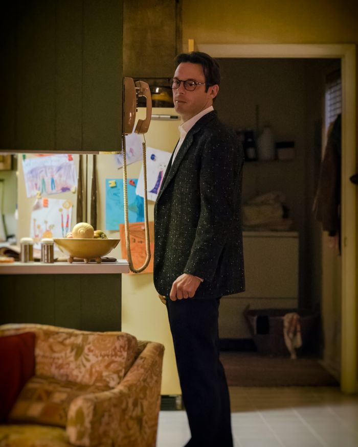Scoot McNairy as Gordon Clark - Halt and Catch Fire _ Season 2, Episode 1 - Photo Credit: Tina Rowden/AMC