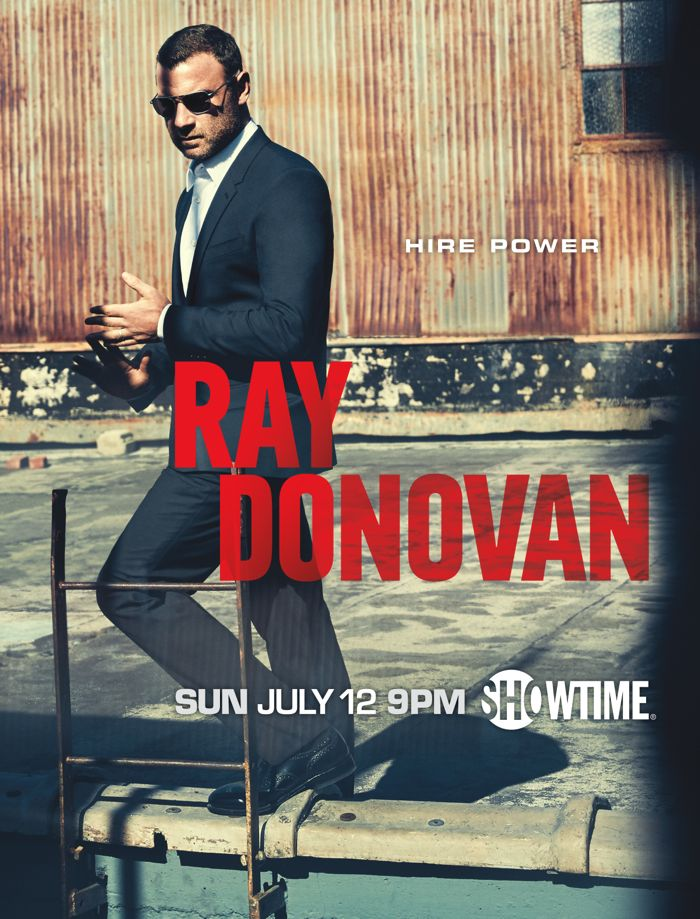 Ray Donovan Season 3 Poster Key Art