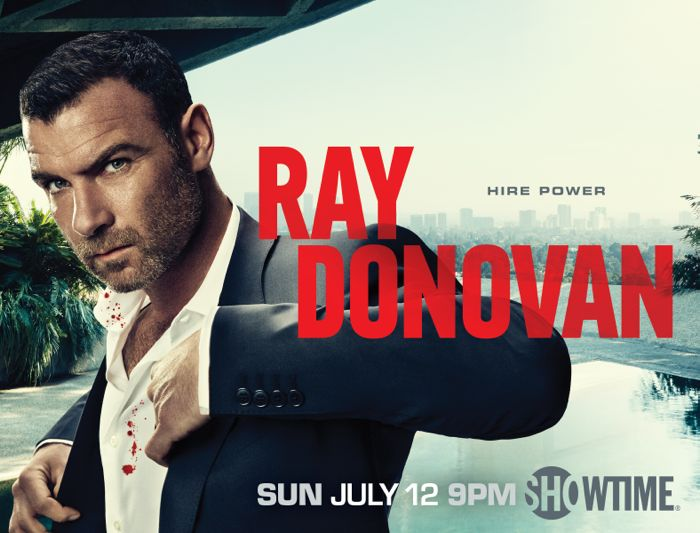 Ray Donovan Season 3 Poster Art