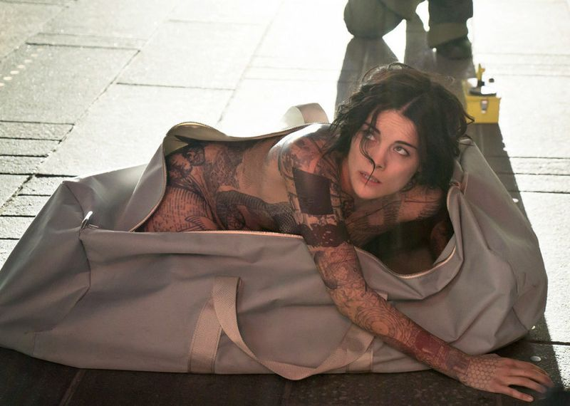 Blindspot Jamie Alexander as Jane Doe