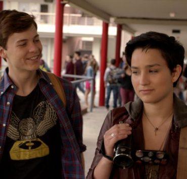 Noah and Audrey Scream MTV