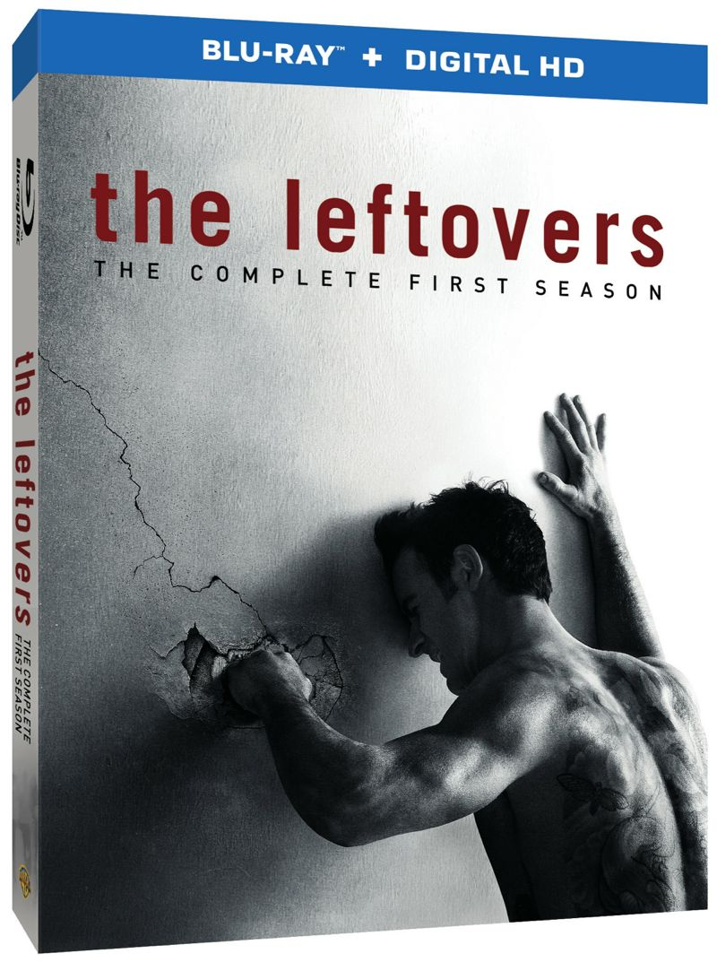 The Leftovers Season 1 Bluray DVD Cover Box