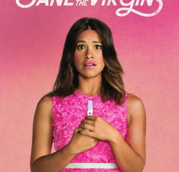 Jane The Virgin Season 1 DVD Cover