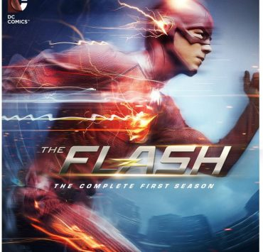 The Flash Season 1 Bluray Cover