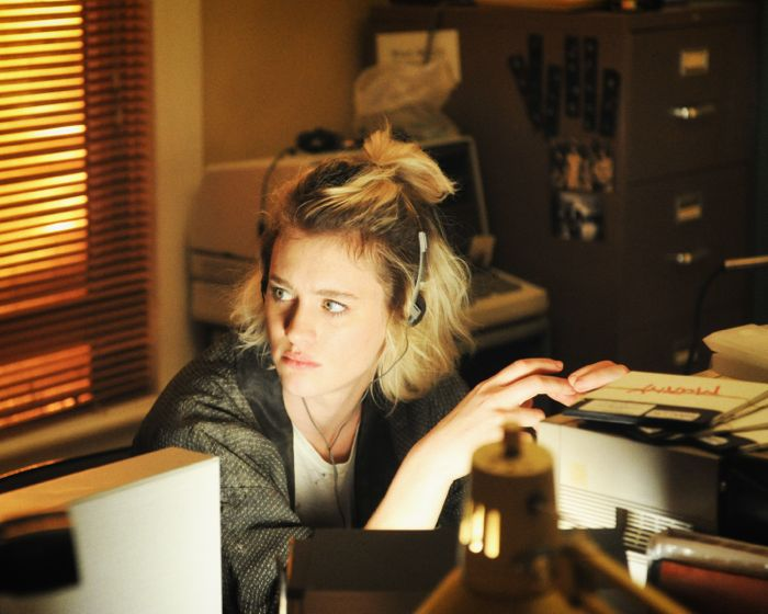 Mackenzie Davis as Cameron Howe - Halt and Catch Fire _ Season 2, Episode 3 - Photo Credit: Richard DuCree/AMC