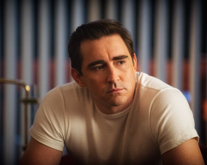 Lee Pace as Joe MacMillan - Halt and Catch Fire _ Season 2, Episode 3 - Photo Credit: Richard DuCree/AMC