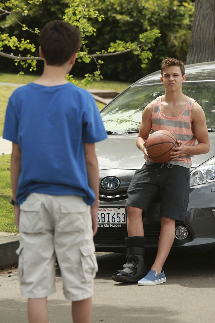 """THE FOSTERS - """"Father's Day"""" - The Adams Foster family celebrates Father's Day in an all-new episode of """"The Fosters,"""" airing Monday, June 15, 2015 at 8:00PM ET/PT on ABC Family. (ABC Family/Ron Tom) GAVIN MACINTOSH"""