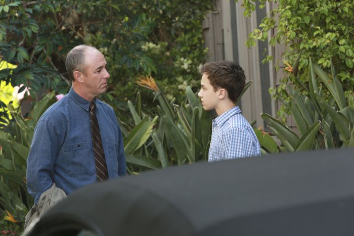 """THE FOSTERS - """"Father's Day"""" - The Adams Foster family celebrates Father's Day in an all-new episode of """"The Fosters,"""" airing Monday, June 15, 2015 at 8:00PM ET/PT on ABC Family. (ABC Family/Ron Tom) JAMIE MCSHANE, HAYDEN BYERLY"""