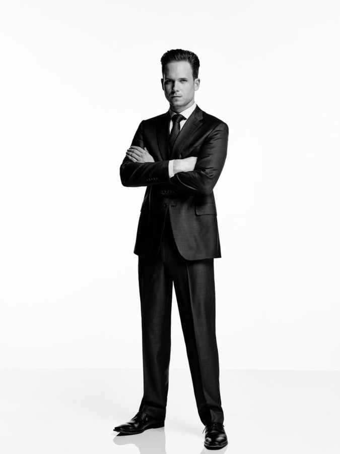 SUITS -- Season:5 -- Pictured: Patrick J Adams as Michael Ross -- (Photo by: Nigel Parry/USA Network)