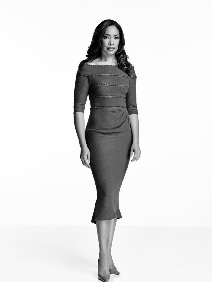 SUITS -- Season:5 -- Pictured: Gina Torres as Jessica Pearson -- (Photo by: Nigel Parry/USA Network)