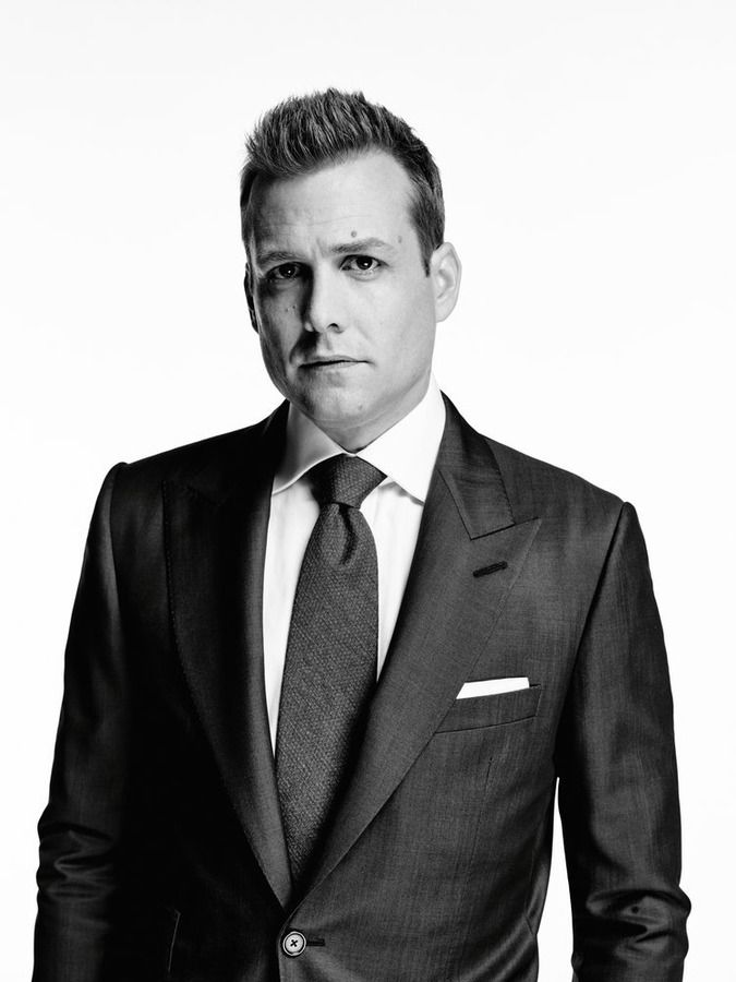 SUITS -- Season:5 -- Pictured: Gabriel Macht as Harvey Specter -- (Photo by: Nigel Parry/USA Network)
