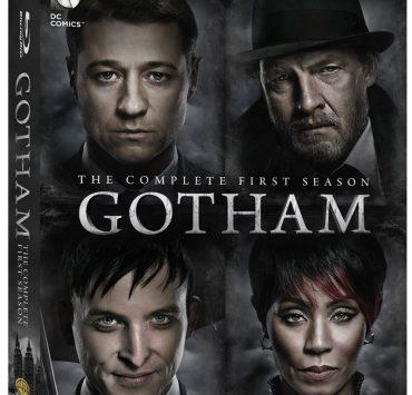 GOTHAM Season 1 DVD And Blu-ray Release