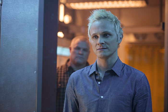 """iZombie -- """"Blaine's World"""" -- Image Number: ZMB113A_0100 -- Pictured: David Anders as Blaine DeBeers -- Photo: Diyah Pera/The CW -- © 2015 The CW Network, LLC. All rights reserved."""