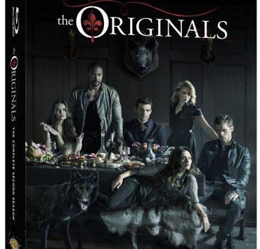 THE ORIGINALS Season 2 Bluray
