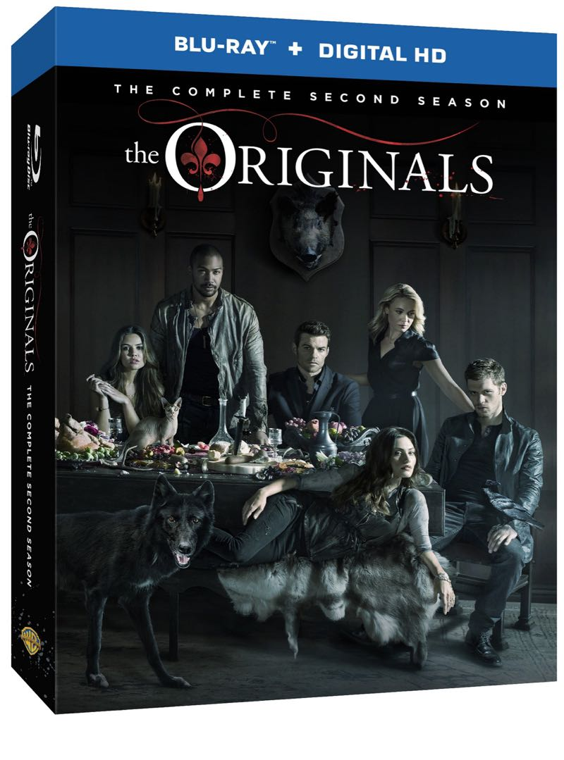 THE ORIGINALS Season 2 Bluray