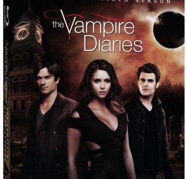The Vampire Diaries Season 6 Bluray