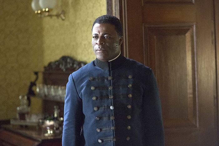 Danny Sapani as Sembene in Penny Dreadful (season 2, episode 6). - Photo: Jonathan Hession/SHOWTIME - Photo ID: PennyDreadful_206_0573