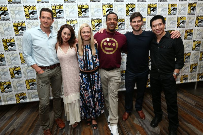 Comic-Con International: San Diego - Season 2015