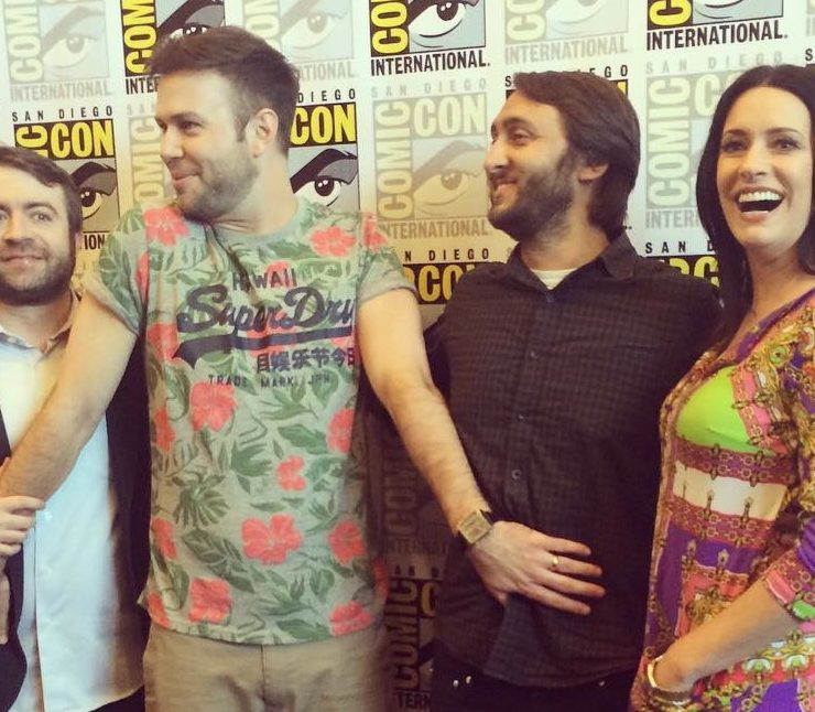 Drunk History Cast Comic Con