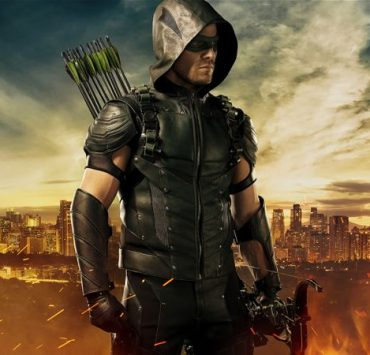 Arrow Season 4 New Suit