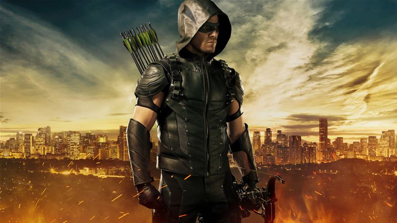 Arrow Season 4 New Suit