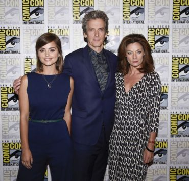 Doctor Who Comic Con 2015