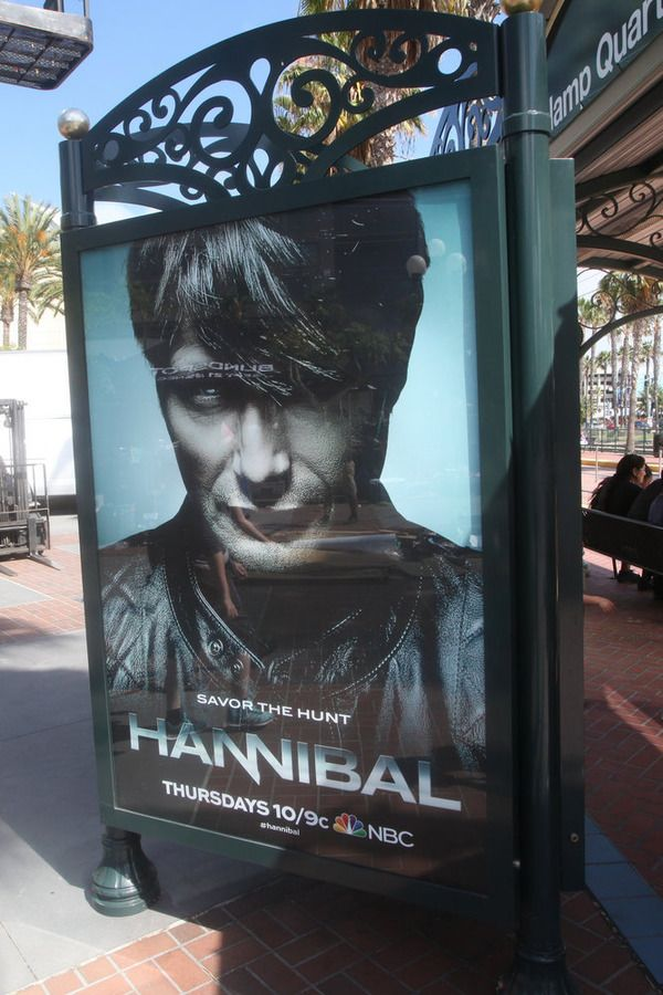 "COMIC-CON INTERNATIONAL: SAN DIEGO 2015 -- ""NBC at Comic-Con"" -- Pictured: ""Hannibal"", Wednesday, July 8, 2015, from Tin Fish Gaslamp, San Diego, Calif. -- (Photo by: David Yeh/NBC)"