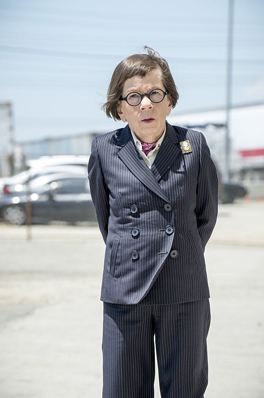 """Active Measures"" -- Pictured: Linda Hunt (Henrietta ""Hetty"" Lange). The seventh season resumes with Callen embarking on a secret project, leaving Sam, and the entire team in the dark. After Hetty demands his operation be shut down, the team is tasked with locating Callen before he finds himself in over his head on the seventh season premiere of NCIS: LOS ANGELES, Monday, Sept. 21 (9:59-11:00, ET/PT), on the CBS Television Network. Photo: Neil Jacobs/CBS ©2015 CBS Broadcasting, Inc. All Rights Reserved."