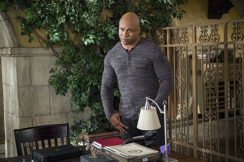 """Active Measures"" -- Pictured: LL COOL J (Special Agent Sam Hanna). The seventh season resumes with Callen embarking on a secret project, leaving Sam, and the entire team in the dark. After Hetty demands his operation be shut down, the team is tasked with locating Callen before he finds himself in over his head on the seventh season premiere of NCIS: LOS ANGELES, Monday, Sept. 21 (9:59-11:00, ET/PT), on the CBS Television Network. Photo: Neil Jacobs/CBS ©2015 CBS Broadcasting, Inc. All Rights Reserved."