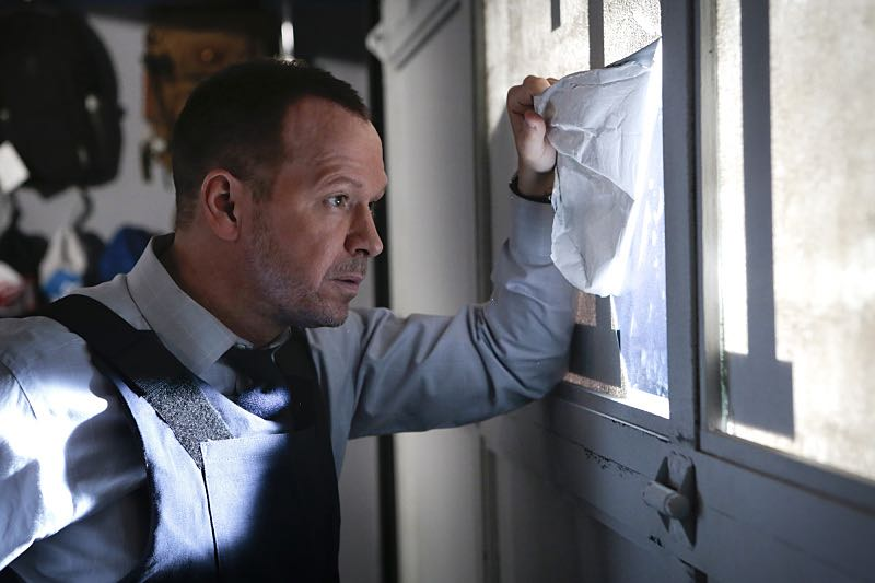 """""""Worst Case Scenario"""" -- Frank grows concerned that a threat to New York City may be imminent following a terrorist attack in the Middle East, on the sixth season premiere of BLUE BLOODS, Friday, Sept 25 (10:00-11:00 PM, ET/PT) on the CBS Television Network. Pictured:  Donnie Wahlberg as Danny Reagan. Photo: Giovanni Rufino/CBS ©2015 CBS Broadcasting Inc. All Rights Reserved."""
